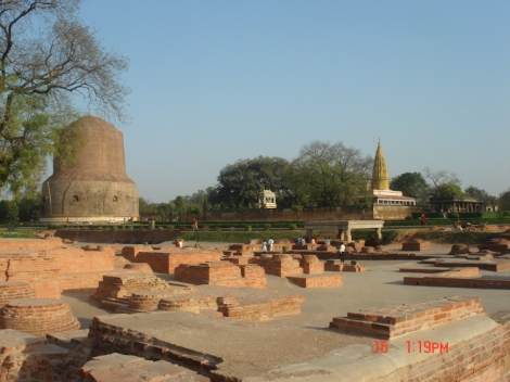 Archaeological site of Sarnath