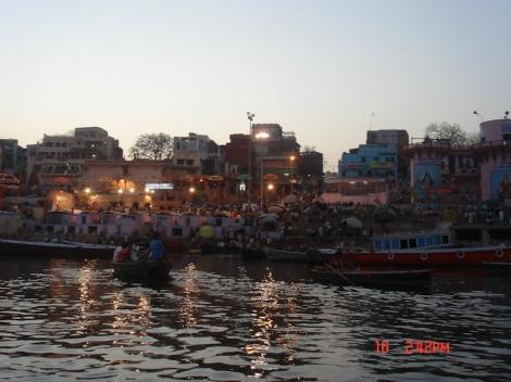 Evening Ceremony River Ganges