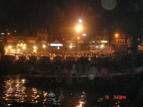 Evening Ceremony River Ganges