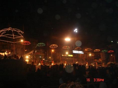 Evening Ceremony Varanasi