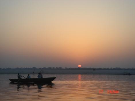 Sunrise Varanasi