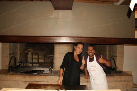 Agra with Brazilian cook