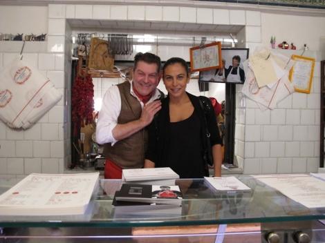 With Dario Cecchini